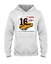 1970 Mustang Boss 302 Trans Am4 Hooded Sweatshirt thumbnail
