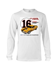 1970 Mustang Boss 302 Trans Am4 Long Sleeve Tee thumbnail