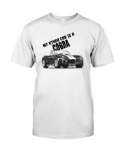 Ac Cobra - Vintage Ford car - Caroll Shelby-Racing Classic T-Shirt tile