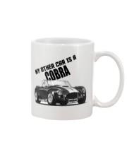 Ac Cobra - Vintage Ford car - Caroll Shelby-Racing Mug thumbnail