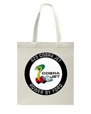 429 Cobra Jet Power by Ford-Mustang-Torino-Mercury Tote Bag thumbnail