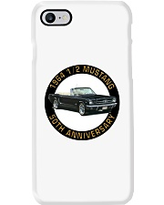 1964 Ford Mustang Convertible 50th Anniversary Phone Case thumbnail