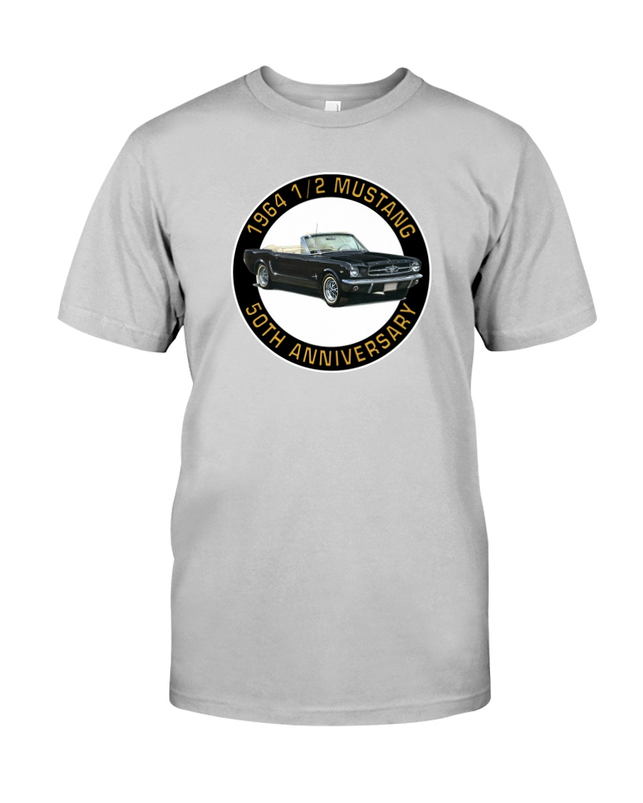 1964 Ford Mustang Convertible 50th Anniversary Classic T-Shirt
