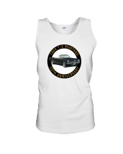 1964 Ford Mustang Convertible 50th Anniversary Unisex Tank tile