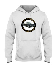 1964 Ford Mustang Convertible 50th Anniversary Hooded Sweatshirt thumbnail