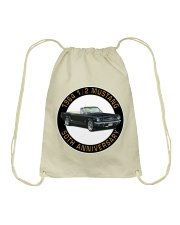 1964 Ford Mustang Convertible 50th Anniversary Drawstring Bag thumbnail