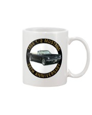 1964 Ford Mustang Convertible 50th Anniversary Mug thumbnail
