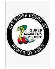 429 SCJ Super Cobra Jet-Mustang-Torino-Fairlane 11x17 Poster thumbnail