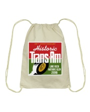Historic Trans Am 50th Anniversary-SCCA-Lime Rock Drawstring Bag thumbnail