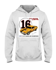 1970 Mustang Boss 302 Trans Am 2 Hooded Sweatshirt tile