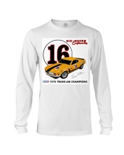 1970 Mustang Boss 302 Trans Am 2 Long Sleeve Tee thumbnail