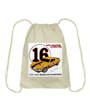 1970 Mustang Boss 302 Trans Am 2 Drawstring Bag thumbnail