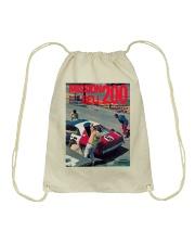 Riverside Raceway-Mission Bell 200 - SCCA Racing Drawstring Bag thumbnail