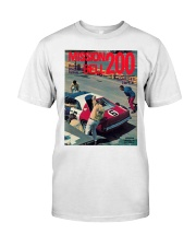 Riverside Raceway-Mission Bell 200 - SCCA Racing Classic T-Shirt thumbnail