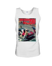 Riverside Raceway-Mission Bell 200 - SCCA Racing Unisex Tank thumbnail