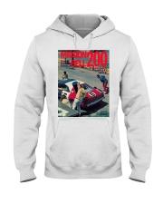 Riverside Raceway-Mission Bell 200 - SCCA Racing Hooded Sweatshirt thumbnail