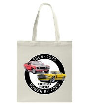 1969-1970 Mustang Boss 302 Tote Bag thumbnail