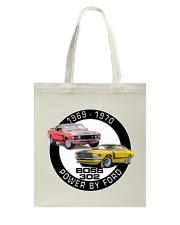 1969-1970 Mustang Boss 302 Tote Bag thumbnail