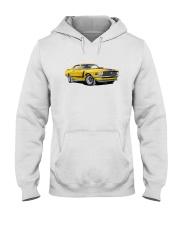 1970 Mustang Boss 302 Hooded Sweatshirt thumbnail