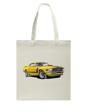 1970 Mustang Boss 302 Tote Bag thumbnail