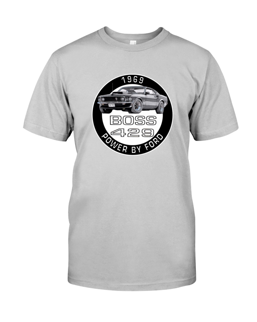 1969 Ford Mustang Boss 429 Classic T-Shirt