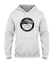 1969 Ford Mustang Boss 429 Hooded Sweatshirt thumbnail