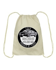 1969 Ford Mustang Boss 429 Drawstring Bag thumbnail