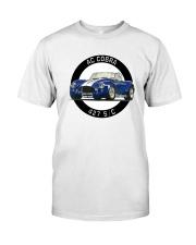 Ac Cobra 427 S C - Caroll Shelby-Racing Classic T-Shirt thumbnail