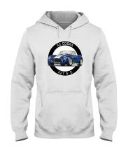 Ac Cobra 427 S C - Caroll Shelby-Racing Hooded Sweatshirt thumbnail