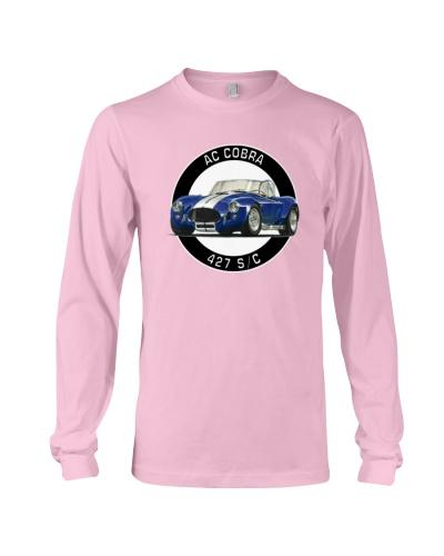 Ac Cobra 427 S C - Caroll Shelby-Racing