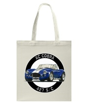 Ac Cobra 427 S C - Caroll Shelby-Racing Tote Bag thumbnail