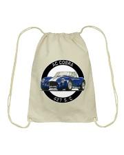 Ac Cobra 427 S C - Caroll Shelby-Racing Drawstring Bag thumbnail
