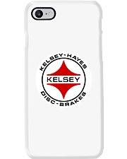 Kelsey Hayes Disc Brakes - SCCA - Racing Equipment Phone Case thumbnail