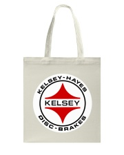 Kelsey Hayes Disc Brakes - SCCA - Racing Equipment Tote Bag thumbnail