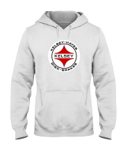 Kelsey Hayes Disc Brakes - SCCA - Racing Equipment Hooded Sweatshirt thumbnail