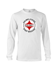 Kelsey Hayes Disc Brakes - SCCA - Racing Equipment Long Sleeve Tee thumbnail