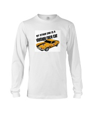 Boss 302 Trans Am Race car - SCCA - George Follmer Long Sleeve Tee thumbnail