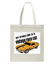 Boss 302 Trans Am Race car - SCCA - George Follmer Tote Bag thumbnail