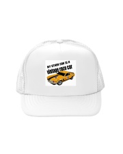 Boss 302 Trans Am Race car - SCCA - George Follmer Trucker Hat thumbnail