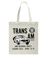 Vintage Trans Am Laguna Seca April 1970 -Road Race Tote Bag thumbnail