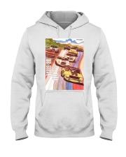 1970 Donnybrooke - SCCA Racing - Trans Am Hooded Sweatshirt thumbnail