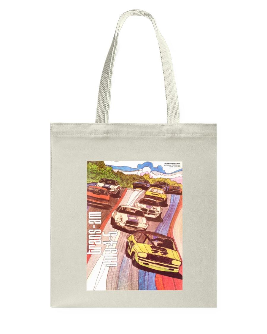 1970 Donnybrooke - SCCA Racing - Trans Am Tote Bag
