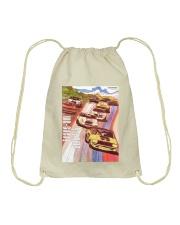 1970 Donnybrooke - SCCA Racing - Trans Am Drawstring Bag thumbnail