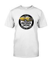 1970 Mustang Boss 302 Classic T-Shirt thumbnail