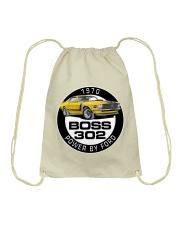 1970 Mustang Boss 302 Drawstring Bag thumbnail