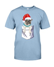Pug lovers Premium Fit Mens Tee thumbnail