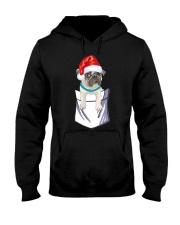 Pug lovers Hooded Sweatshirt thumbnail