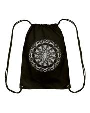 Mandala Doodle0015  Drawstring Bag thumbnail