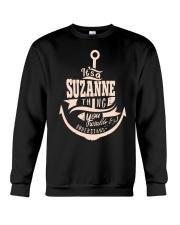 Susanne Things Crewneck Sweatshirt thumbnail