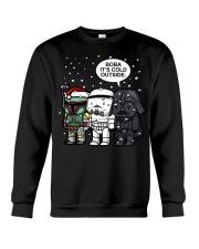 Boba Its Cold Outside Crewneck Sweatshirt thumbnail